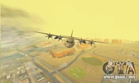Hercules GTA V para la vista superior GTA San Andreas