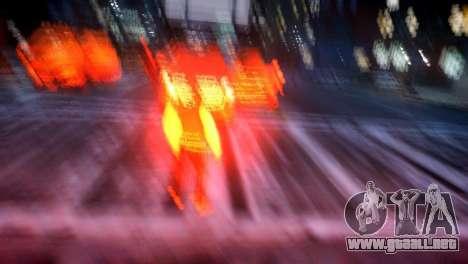 Banner Gráfico mod gráficos [BETA abierta] para GTA 4 sexto de pantalla