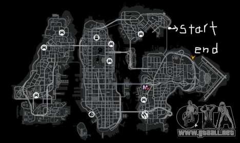 Puentes levadizos para GTA 4 séptima pantalla