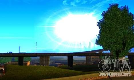 ENBSeries By Avatar para GTA San Andreas décimo de pantalla