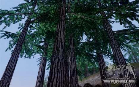 Nueva vegetación 2013 para GTA San Andreas séptima pantalla