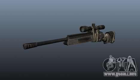 Rifle de Sniper Steyr Elite para GTA 4