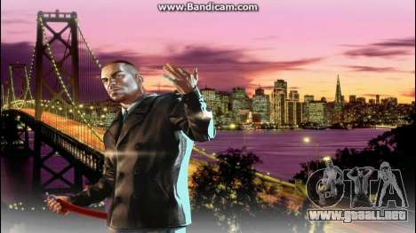 New IntroMusic LoadingScreen Menu Mega Pack v1.0 para GTA 4 tercera pantalla