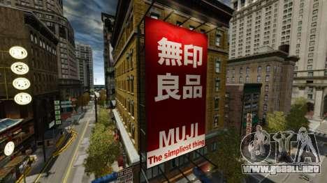 Tiendas de Chinatown para GTA 4 séptima pantalla