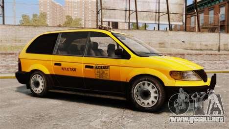 Servicio Nueva York para GTA 4 undécima de pantalla