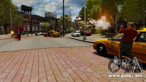 Todo el mundo odia a Nico para GTA 4 adelante de pantalla