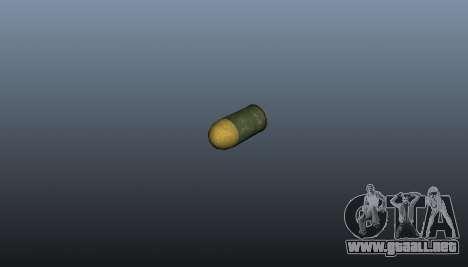 EX Lanzador de la Granada 41 para GTA 4 adelante de pantalla