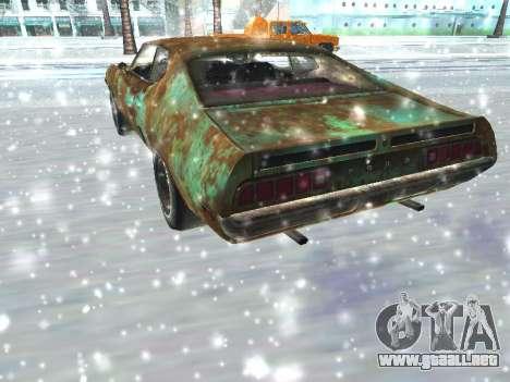 Ford Torino Rusty para la visión correcta GTA San Andreas