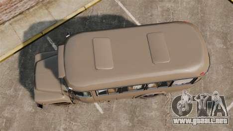 Kavz-685 para GTA 4 visión correcta