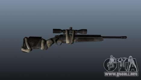 Rifle de Sniper Steyr Elite para GTA 4 tercera pantalla