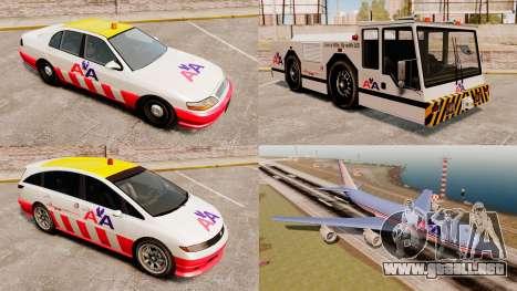 Servicio Nueva York para GTA 4 quinta pantalla