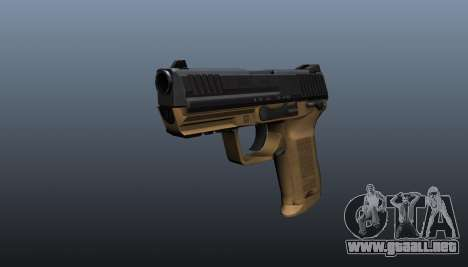 Pistola HK45C v3 para GTA 4
