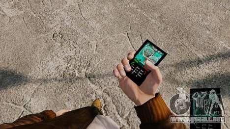 Temas para teléfono Vampire The Masquerade para GTA 4 segundos de pantalla