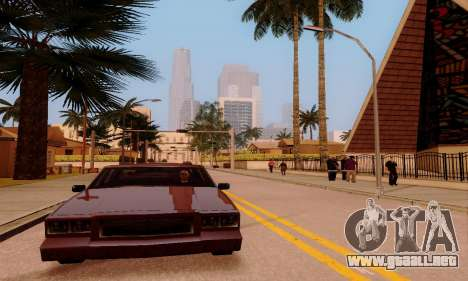 ENBSeries for low and medium PC para GTA San Andreas décimo de pantalla