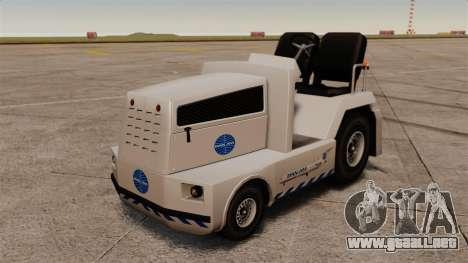 El línea aérea Pan Am para GTA 4 segundos de pantalla