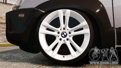 Hyundai Tucson para GTA 4 vista hacia atrás