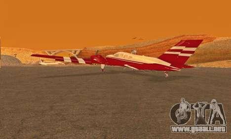Rustler GTA V para GTA San Andreas left