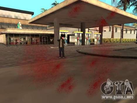 WeaponStyles para GTA San Andreas sucesivamente de pantalla