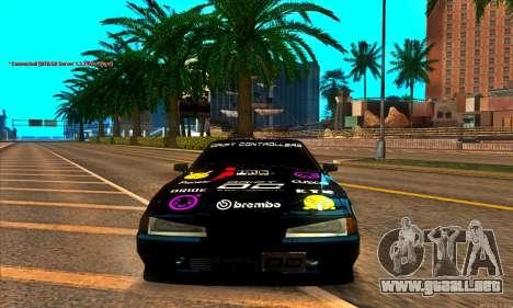 Elegy DC v1 para la visión correcta GTA San Andreas