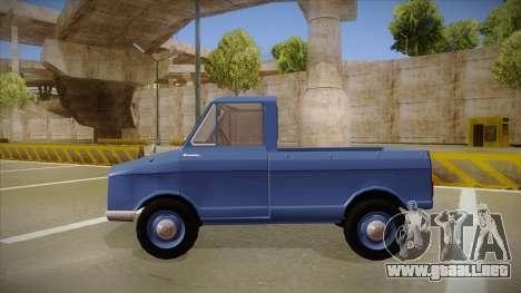 Suzulight Carry 360 para GTA San Andreas left