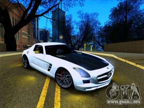 Mercedes-Benz SLS AMG GT 2014 Final Edition para GTA San Andreas