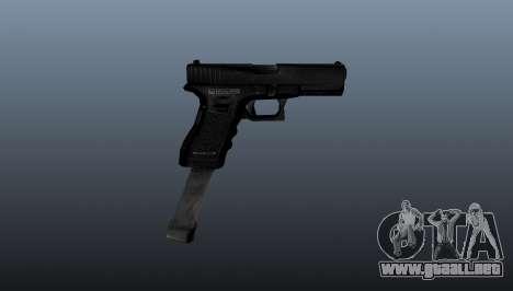 Glock 18 Akimbo MW2 v1 para GTA 4 tercera pantalla