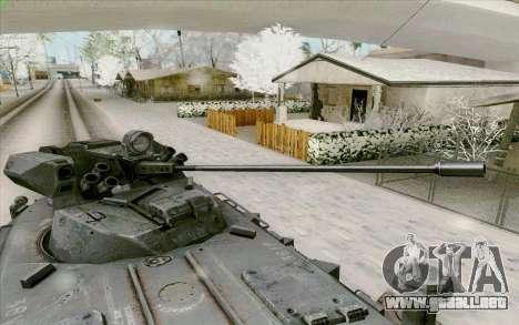 BTR-80 para vista inferior GTA San Andreas