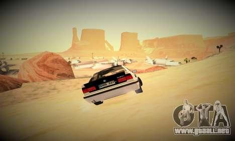 ENBSeries By DjBeast V2 para GTA San Andreas undécima de pantalla