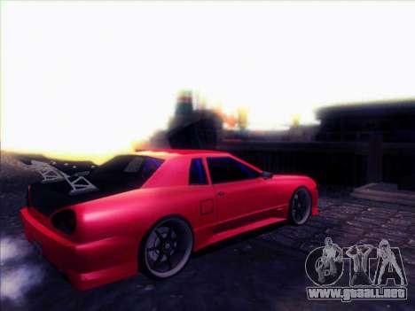 Elegy Drift Concept para la visión correcta GTA San Andreas
