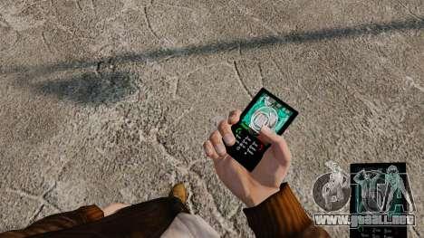 Temas para teléfono Vampire The Masquerade para GTA 4 twelth pantalla