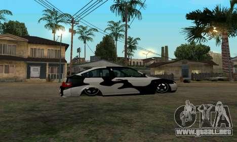 LADA 112 para GTA San Andreas left