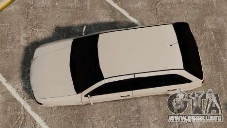 Volkswagen Gol G4 BBS para GTA 4 visión correcta