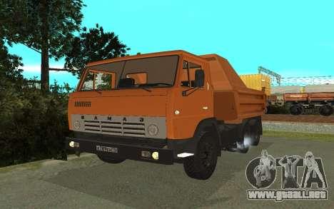 KAMAZ 53212 para GTA San Andreas