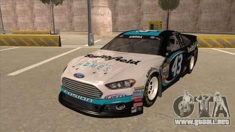 Ford Fusion NASCAR No. 43 Smithfield Foods para GTA San Andreas