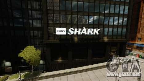 Tiendas de Chinatown para GTA 4 décima de pantalla