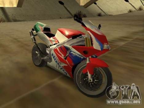 Honda NSR250R para GTA San Andreas