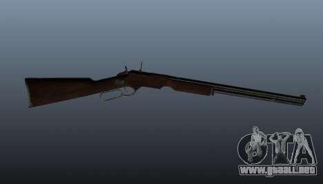 Rifle de palanca Henry para GTA 4 tercera pantalla