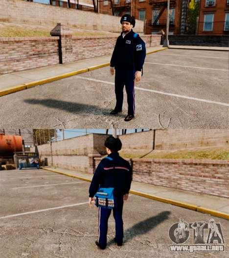 Servicio Nueva York para GTA 4