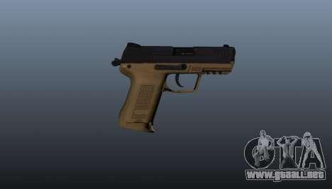 Pistola HK45C v3 para GTA 4 tercera pantalla
