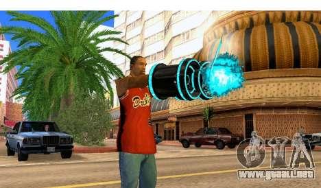 Blaster para GTA San Andreas
