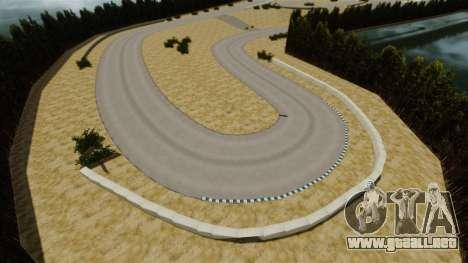 Ubicación Sportland Yamanashi para GTA 4 quinta pantalla