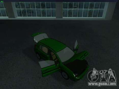 Opel Signum Kombi 1.9 CDi para la visión correcta GTA San Andreas