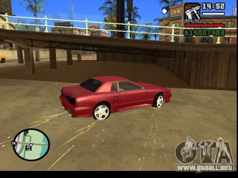 GTA V to SA: Burnout RRMS Edition para GTA San Andreas undécima de pantalla