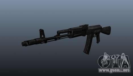 AK-74 m para GTA 4