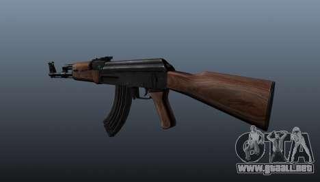 AK-47 v3 para GTA 4 segundos de pantalla