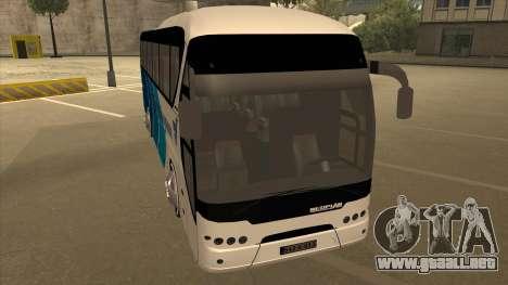 Neoplan Tourliner - Drinatrans Zvornik para GTA San Andreas left