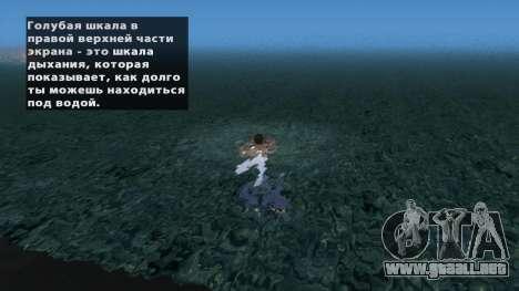 ENB para PC de OlliTviks para GTA San Andreas sexta pantalla