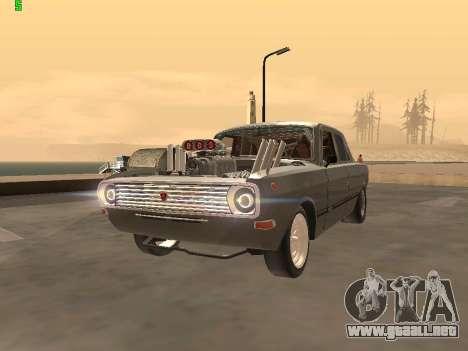 Gas arrastre edición 24 para GTA San Andreas