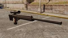 HK PSG10 rifle de francotirador