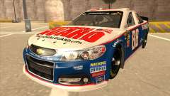 Chevrolet SS NASCAR No. 88 National Guard para GTA San Andreas